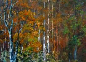 Tett skog